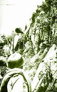 日本关东军覆亡中的嘎丽娅之死(组图)