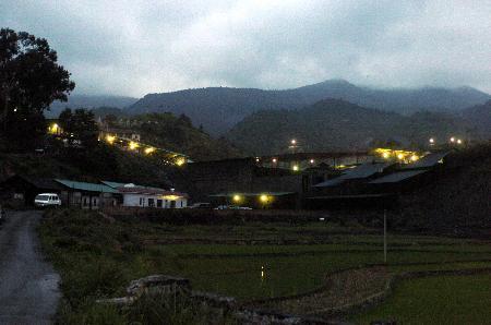 图文:兴宁市大兴煤矿现场