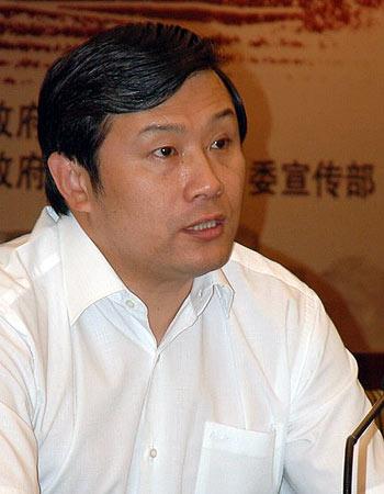 组图:江苏省委宣传部部长孙志军