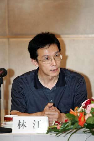 图文:林江副司长参加时代人物周报研讨会