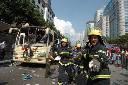 福州公交车爆炸事件回放:一个人的恐怖主义