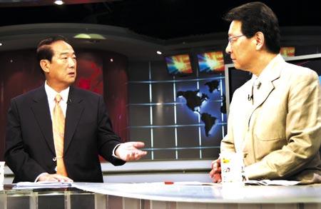 台湾政论节目名嘴一览:从陈文茜李敖到胡忠信