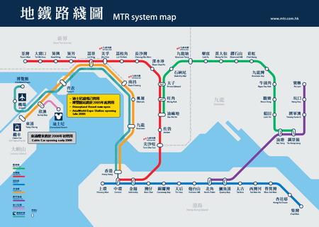 如何搭乘地下铁路前往迪斯尼乐园(图)