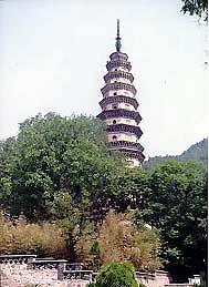 图文:灵岩寺