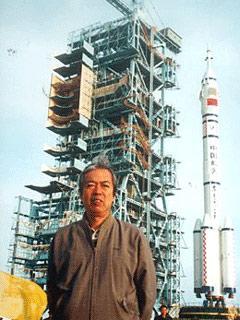 运载火箭总设计师:刘竹生(图)