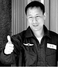 华裔航天员卢杰创下太空漫步极限(图)