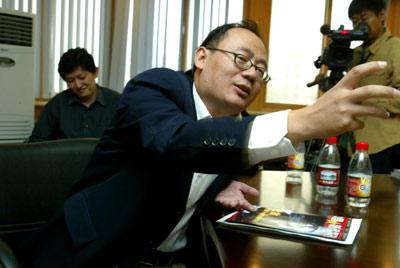 图文:中国新闻周刊主笔兼经济部主任苏琦