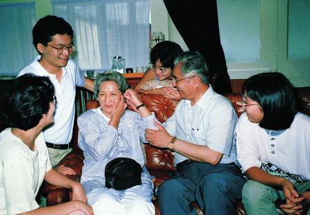 图文:荣毅仁生平照片(8)