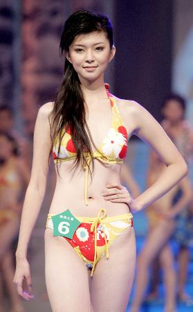图文:[文化](1)模特之星大赛将举行总决赛
