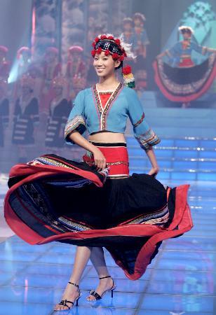 图文:[文化](4)模特之星大赛将举行总决赛
