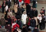 图文:北京铁路为春运高潮热身
