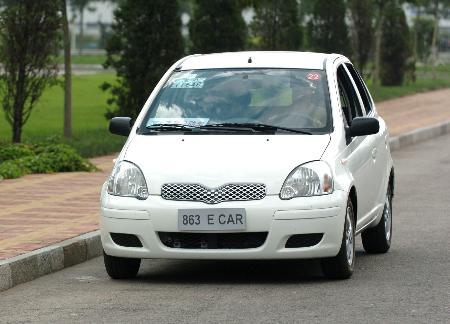 电动汽车有望为中国汽车工业撑起一片天 2图片