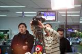 组图:央视大熊猫征名截至直播节目录制现场