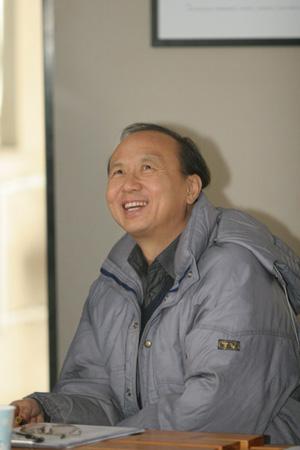 """组图:大赛评委中国记协国内部主任孙正台独""""一"""