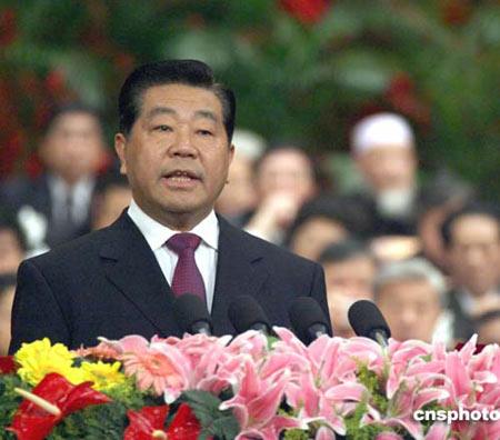 组图:全国政协十届四次会议在北京隆重开幕