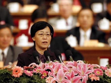 图文:汪纪戎在政协十届四次会议二次会议发言