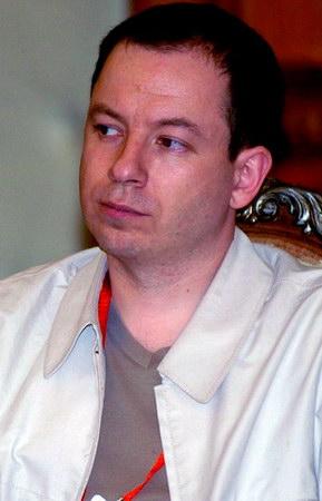图文:第二届华赛评委菲力克斯-施马格尔-阿拉诺维奇