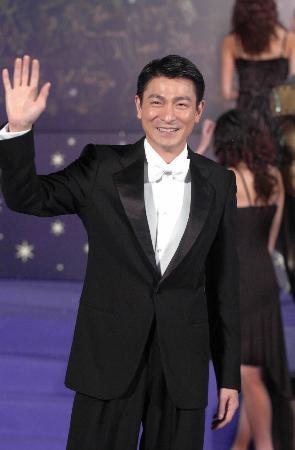 6 第25届香港电影金像奖颁奖典礼举行