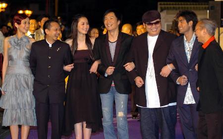 12 第25届香港电影金像奖颁奖典礼举行