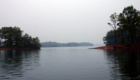 """组图:""""中原第一湖""""--南湾湖"""