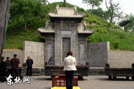 河南淮阳羲皇故都太昊陵(组图)