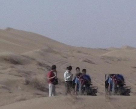 北京女孩沙漠探险遇难真相(组图)