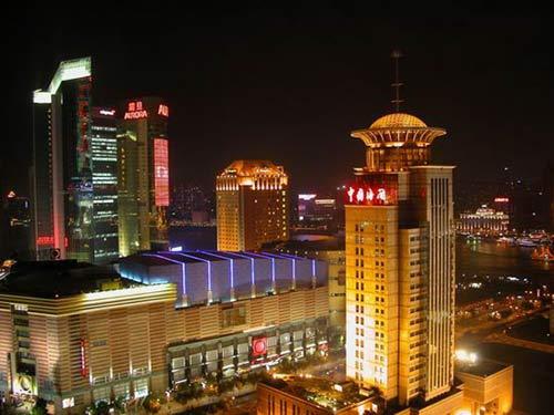 组图:上海风光