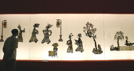 图文:文化遗产日特别展览在京开展(3)