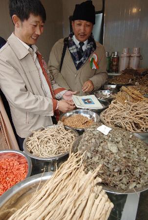 图文:中印边贸市场正式开放(3)