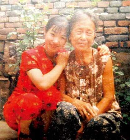 地震孤儿张雅丽:孤儿的婚姻容易失败(组图)