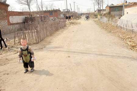 地震后他带领全村整体迁徙(组图)
