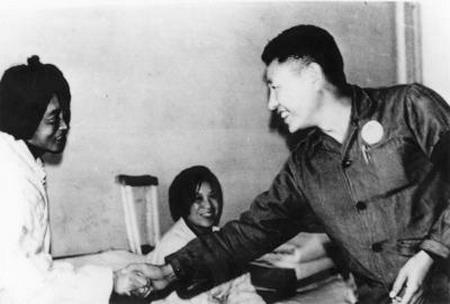 图文:唐山大地震后第一个向中央报信的矿工李玉林