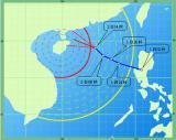 第6号台风派比安影响海南(组图)