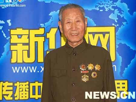 老红军刘月生将军回忆长征(组图)