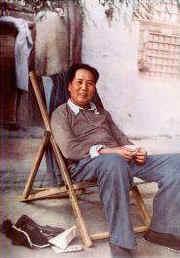 图文:毛泽东在西柏坡