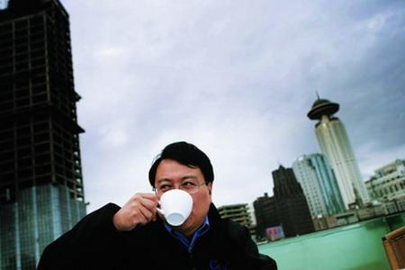 王怀南:我要做一个伟大的公司(组图)
