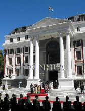 南非立法首都开普敦(组图)