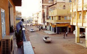 世界火炉:苏丹都城喀土穆(组图)