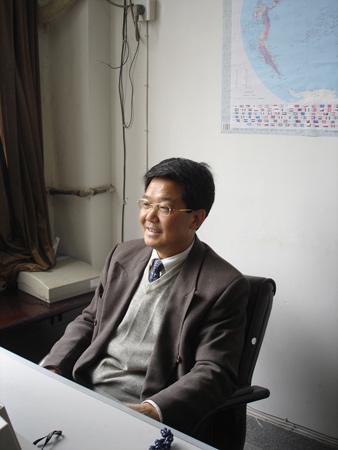 图文:全国政协委员江西省政协副主席李华栋