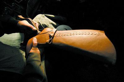 组图:中国皮鞋