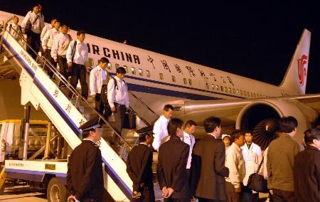 中资公司埃塞遭袭事件9名遇难者遗体运抵郑州