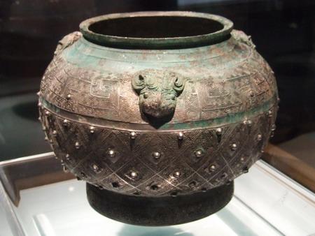 山西省博物院所藏青铜器