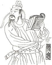 中州名人:百代文宗韩愈(图)