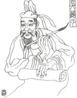 中州名人:[画圣]吴道子(图)