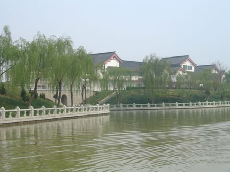 聊城 水韵和风情融于一体的 江北水城