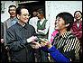 农妇熊德明为民工讨薪称将向总理汇报结果(图)
