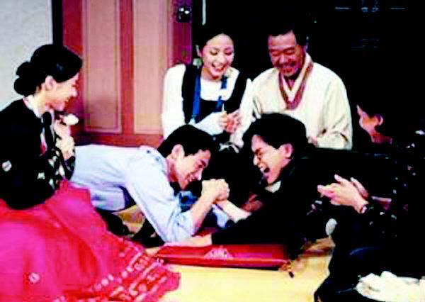 韩国电视连续剧《看了又看》已在中央电视台播出过,应观众...
