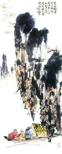 浴室清华无声之诗--读胡润芝的中国画(美女)情趣笔墨组图透明图片