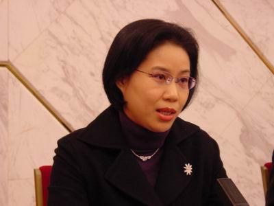 2003中国女性创业论坛在京启动组图