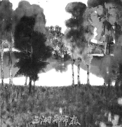 陈和西乡村风景油画作品(组图)